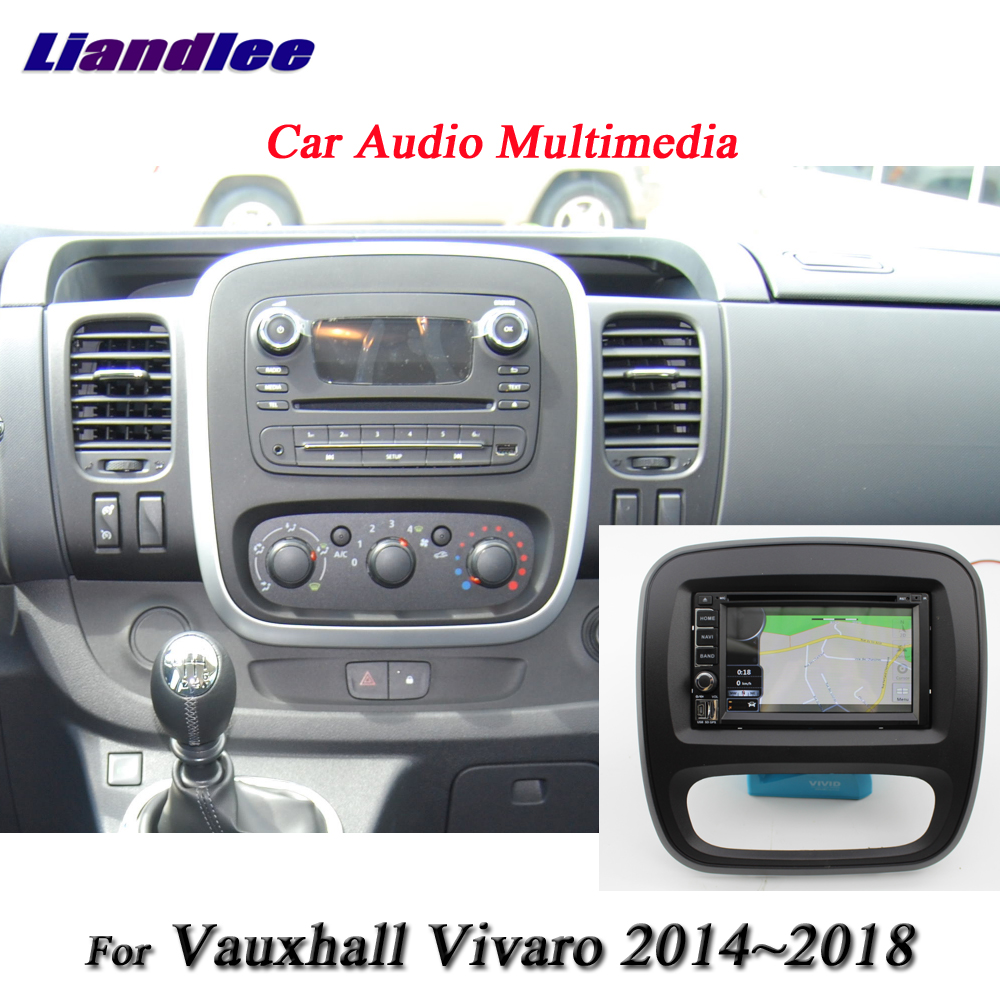 Ford Econoline 2014-2018 Double DIN Stereo Harness Radio Install Dash Kit New
