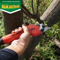 Lithium battery fruit tree scissors best garden tools (CE certificate 6 8 working hours)