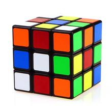 ФОТО professional magic cube speed puzzle cube 3x3x3 educational learning fidget cube toy cubo magico  boy girl's intellectual toys