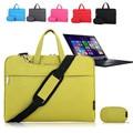 Ноутбук Сумка сумка для ноутбука 13.3 дюймов Портативный Ноутбук Чехол компьютер мешок Плеча для Lenovo Yoga 900 Pro 3 13 Женщин