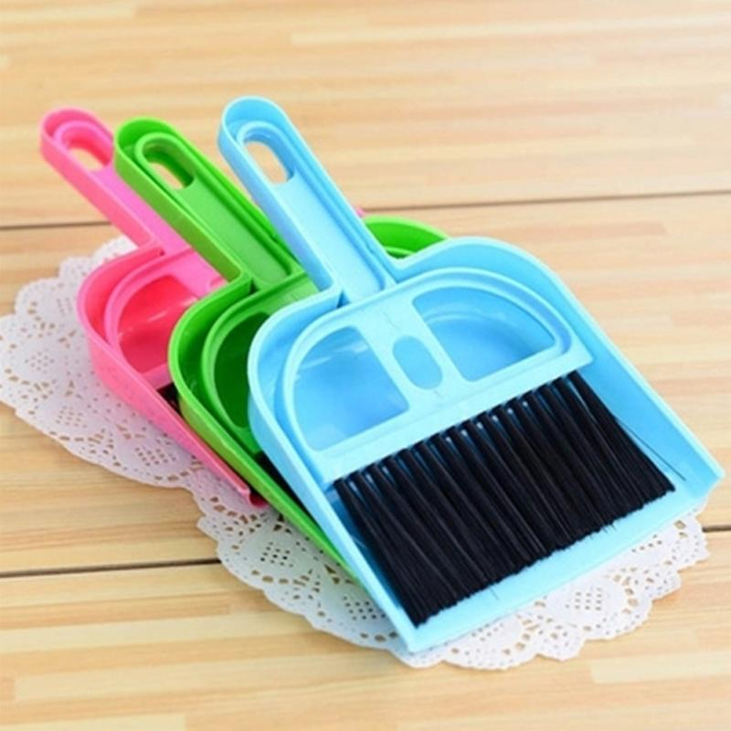 New Small Brooms Whisk Dust Pan Table Keyboard Notebook Dustpan + Brush Set Cleaning-in Cleaning Brushes from Home u0026 Garden on Aliexpress.com | Alibaba ... & New Small Brooms Whisk Dust Pan Table Keyboard Notebook Dustpan + ...