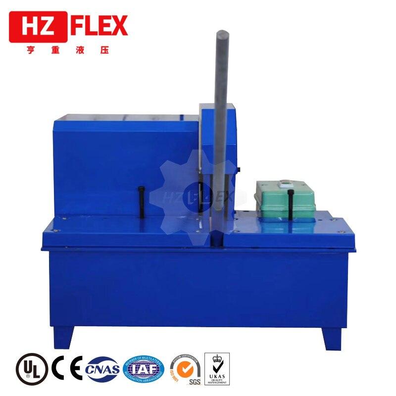 2019 HZFLEX HZ-50PC hose cutting ...