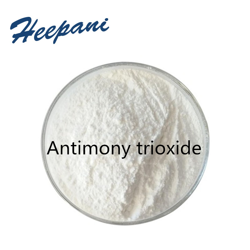 Free Shipping Antimony Trioxide With 99.9% Purity Ultrafine 50nm Antimony Oxide Sb2O3 Powder