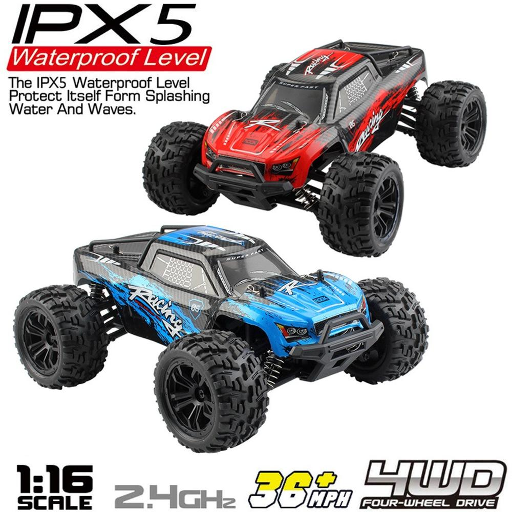 G172 1/16 2.4G 4WD 36km/h High speed Off road Bigfoot  RC Car RTR-in RC Cars from Toys & Hobbies