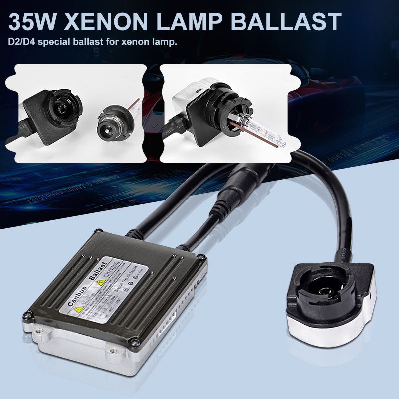 RACBOX 35W Fast Bright Slim HID Xenon Ballast D2S D2C D2R Canbus Ignition 12V 24V For Car Truck Vehicle Xenon HID Headlight Bulb-in Car Light Accessories from Automobiles & Motorcycles    2