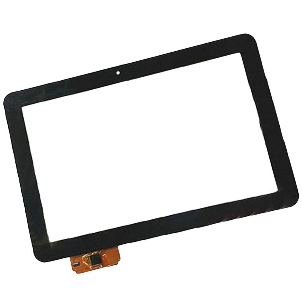 10.1 Inch Black Touch Screen A11020A10089_V02 A1WAN06 For PRESTIGIO MultiPad PMP7100D3G DUO Digitizer Tablet PC Glass Sensor