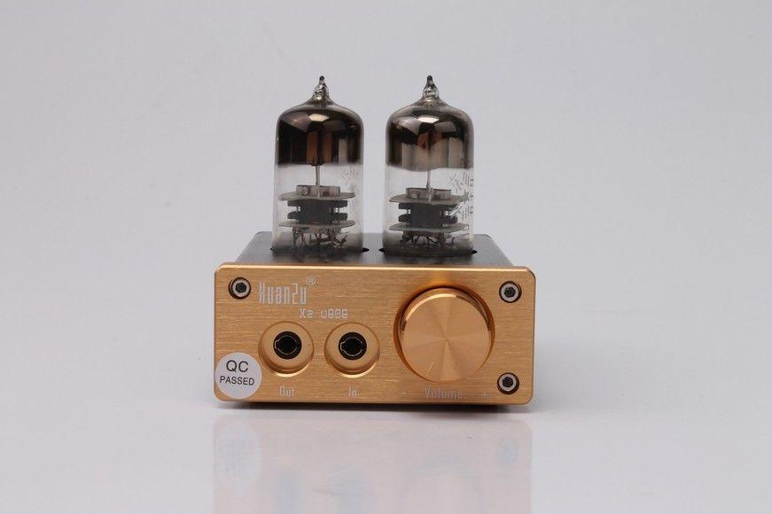 Gzlozoneハイファイステレオクラスa管ヘッドホンアンプ高電流アンペアL3 57  グループ上の 家電製品 からの ヘッドフォンアンプ の中 1