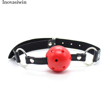 sex mouth gag in adult games gag ball in bondage gear slave collar for woman sex toys female mouth gag plug  dog mouth cover adult games mouth flail mouth gag bondage set mouth bite sex toy slave gag for lovers erotic toys