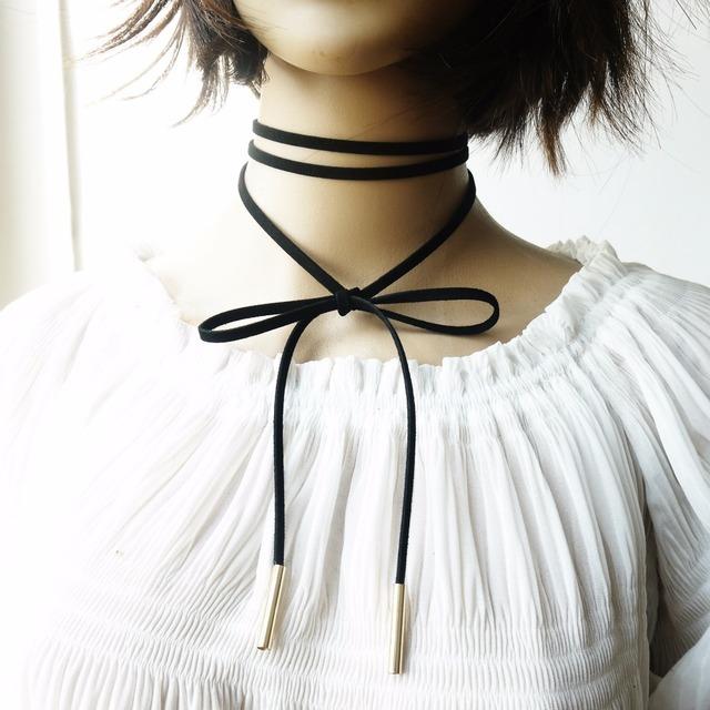 10 pcs/set Ladies Lace Flower Sexy Bohemia Black Neck Choker Necklace Gothic Chocker Necklaces Women Fashion Jewelry Accessories
