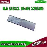 Original Genuine 2700mAh CLIO160 Battery For HTC BA U511 Shift X9500 Bateria Batterij AKKU Accumulator