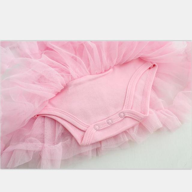 Party & Birthday Dress For 1-2 years Baby Girl Shoes+Gown 2