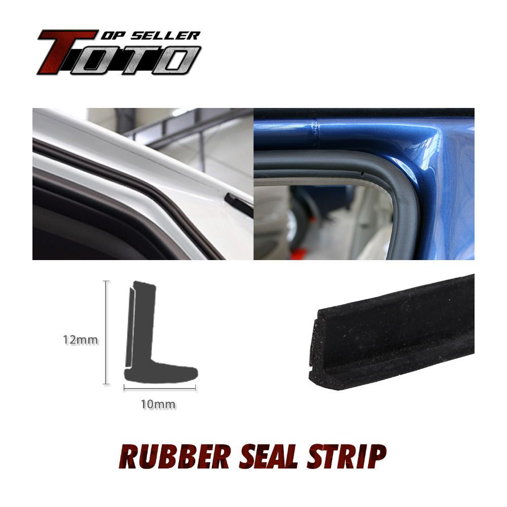 L Shape Rubber Edge Trim Seal Window Seal Glass Run Window