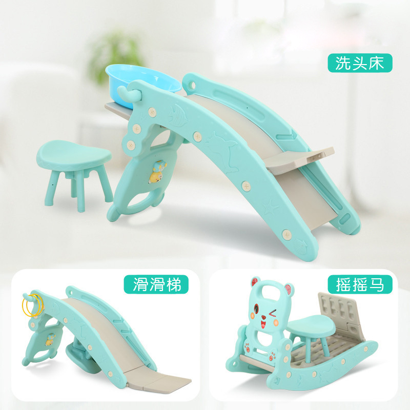 3 In 1 Rocking Horse Slide Childrens Indoor Combination with Music 1-3 Years Old Baby Trojan Rocking Car Toy Kids Swing Slide3 In 1 Rocking Horse Slide Childrens Indoor Combination with Music 1-3 Years Old Baby Trojan Rocking Car Toy Kids Swing Slide