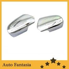 Хромированная боковая крышка зеркала для Mercedes Benz R171 SLK КЛАСС