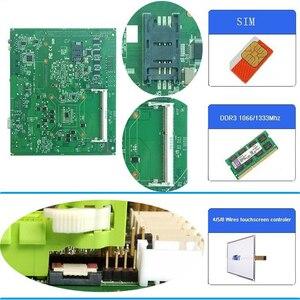 Image 5 - جزءا لا يتجزأ من اللوحة الرئيسية إنتل كور i5 3210M المعالج بدون مروحة لوحة رئيسية ITX الصناعية