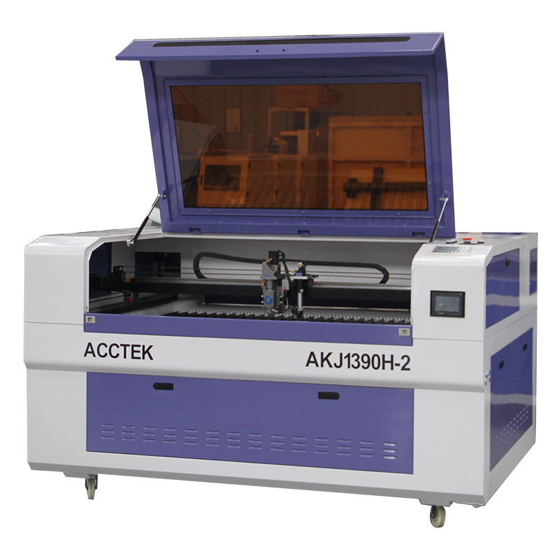 Hot Sale 1300*900mm Co2 Laser Cutting Machine/1390 Laser Cutter Engraver For Wood Acrylic Fabric