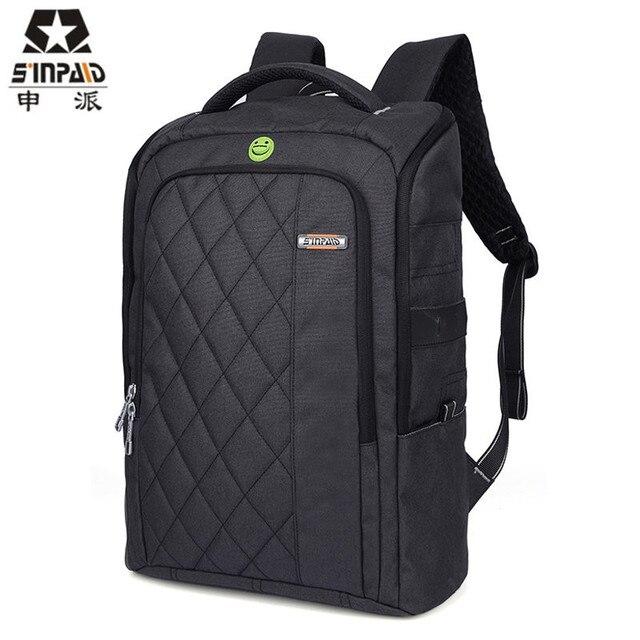 7226bc9d41 Sinpaid Men and Women Laptop Backpack 15.6 17 Inch Rucksack SchooL Bag  Travel waterproof Backpack Male Notebook Computer Bag-30