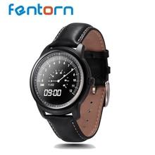 2017 lem1 bluetooth smart watch 360*360 пикселей 1.33 дюймов сенсорный экран sms вызова синхронизация smartwatch для apple android ios телефон