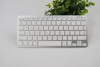 Free Shipping Rechargeable Bluetooth Keyboard For Ios Android Windows System DELL Venue 8 Black And White