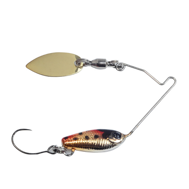 Spinnerbait Bass Pike Trout Lure  60mm/5g