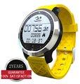 Оригинал F69 Bluetooth smart Watch IP68 Фитнес-Трекер Браслет Монитор Сердечного ритма и Плавательный Браслет для IOS Android