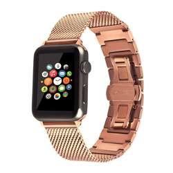 Для Apple watch 4 диапазона 40mm 41 мм Корреа aplle Iwatch серии 1/2/3 42 мм/38 соединитель на запястье браслет пояса