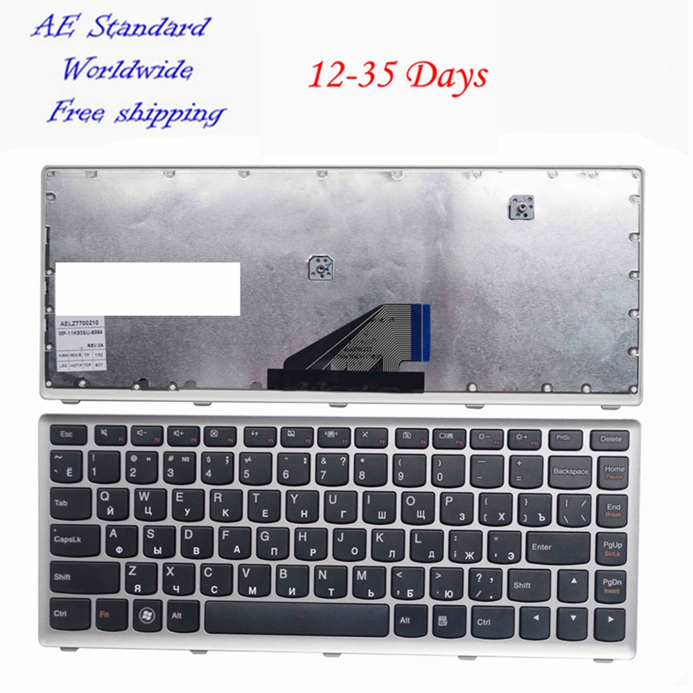 RU white New Russian Laptop keyboard For Lenovo U310-ITH IFI U310RU white New Russian Laptop keyboard For Lenovo U310-ITH IFI U310