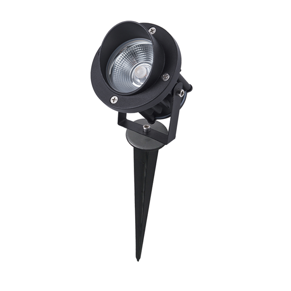 2018 Hot Selling High Lumen Bridgelux Cob IP65 Waterproof Outdoor 5W Led Spotlight Flood Light