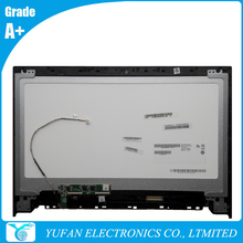 For Z500 15.6″ 40 pins LVDS B156XTN03.4 Touch Screen Replacement 18200763