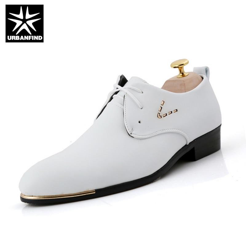 Online Get Cheap White Dress Shoes for Men -Aliexpress.com ...