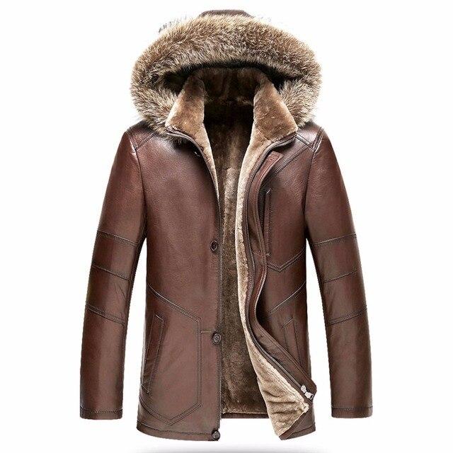 giacca di lana di capra uomo