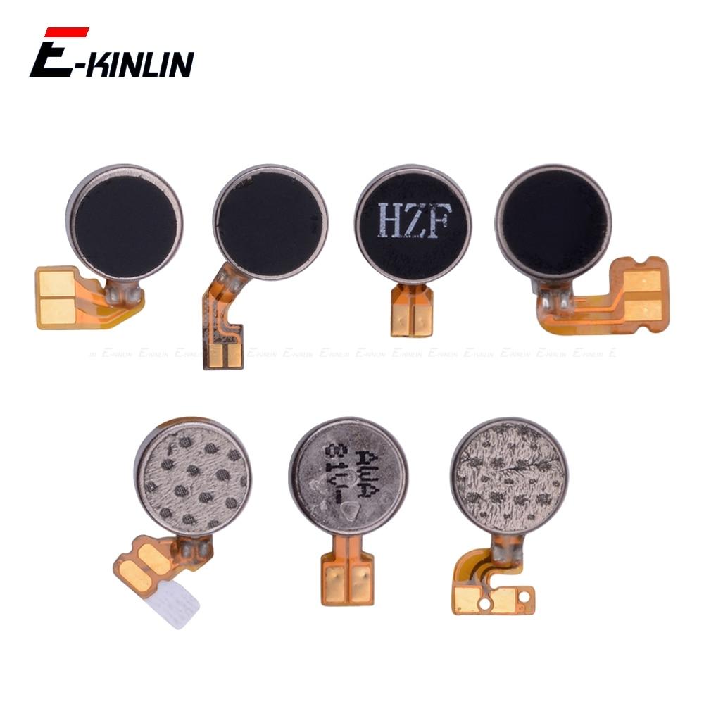 Vibrator Flex Cable For HuaWei Y9 Y7 Y6 Pro 2019 Y5 Prime 2018 GR5 2017 Vibration Motor Module Parts