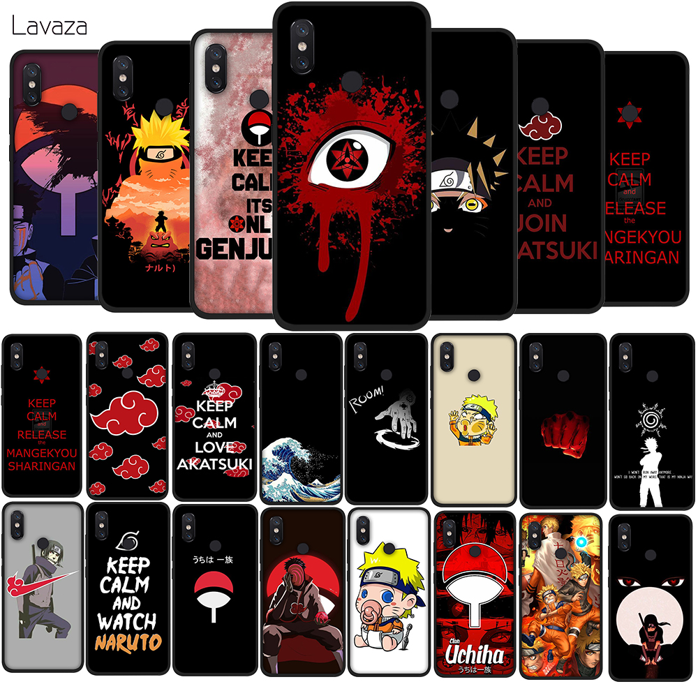 Lavaza Hokage Naruto Kakashi Japanese anime Soft TPU Case for Xiaomi Redmi Note 5 6 7 Pro for Redmi 5A 6A S2 5 Plus Cover in Fitted Cases from Cellphones Telecommunications