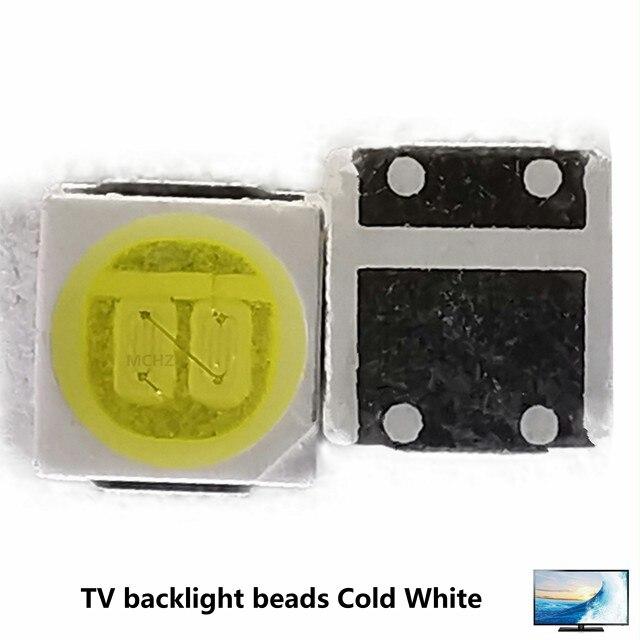 1000PCS โรงงานส่วนลดที่ใหญ่ที่สุด LED Backlight เปลี่ยน LG jufei โซล 3030 3528 2835 6 6.8V 2W 210LM Cool สีขาว 300MA