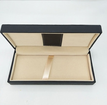 10pcs/set Black Color PU Leather Material Gift Pen Box Wholesale High Quality marvis black box gift set