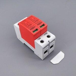Image 5 - SPD DC 1000V 20KA~40KA  House Surge Protector Protective Low voltage  Arrester Device