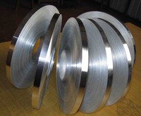 SS304 2B Surface 0 3mm Thickness 100mm Width Stainless Steel Strip Stainless Coil Plate