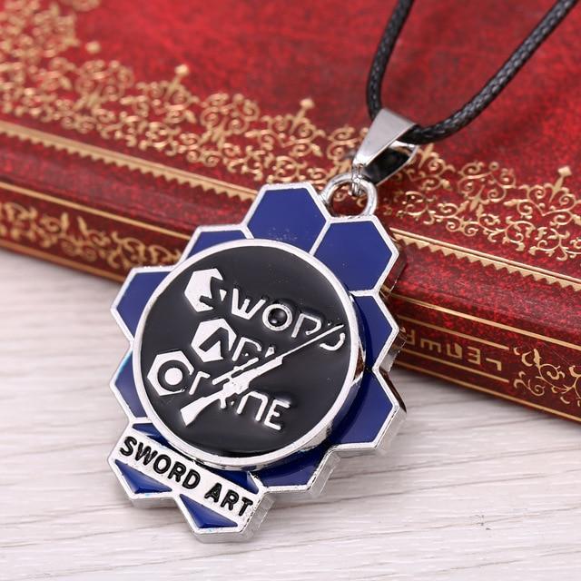 Sword Art Online Necklace Pendant