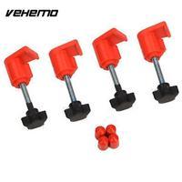 VEHEMO Red 5Pcs Set Hand Tool Car Engine Cam Lock Tool Camshaft Lock Auto Holder Vehicles