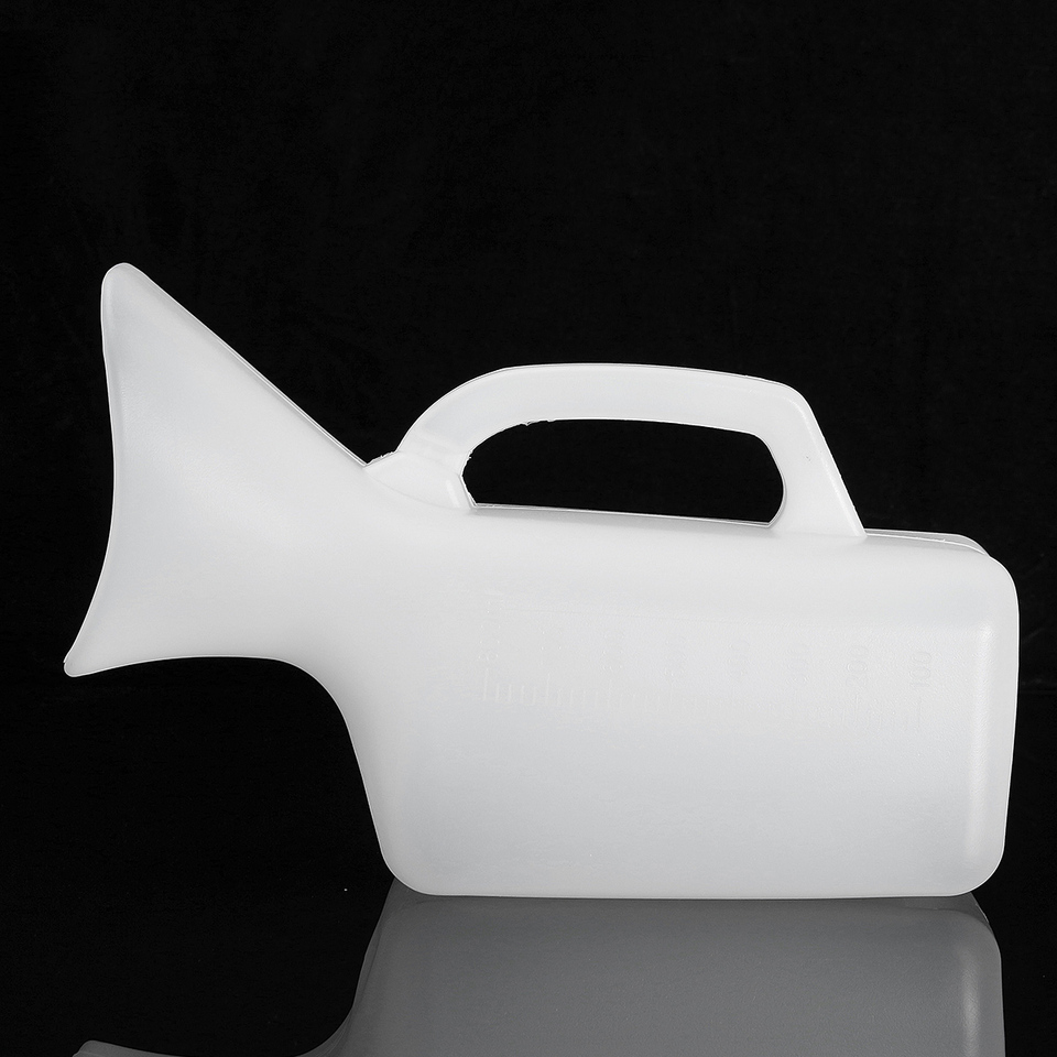 Portable Mobile Urinal Toilet Camping Outdoor Journey Travel Male Female YW