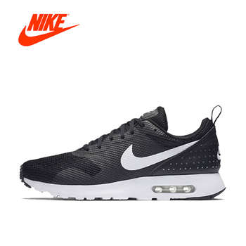 NIKE AIR MAX TAVAS Original New Arrival Authentic Men's Running Shoes Sport Outdoor Sneakers Good Quality 705149-024