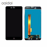 For ZTE Nubia Z11 Mini S NX549J TD LTE LCD Display Touch Screen Mobile Phone Digitizer