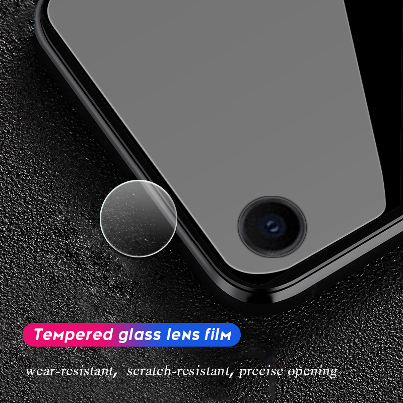 Camera Len Film Screen Protector Protective 8plus 7plus XR For iPhone X 8 7 plus XS MAX