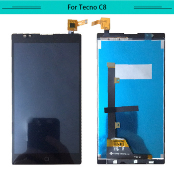 1PC For Tecno Camon C8 LCD Display Assembly Complete Digitizer with touch Screen Free Shipping