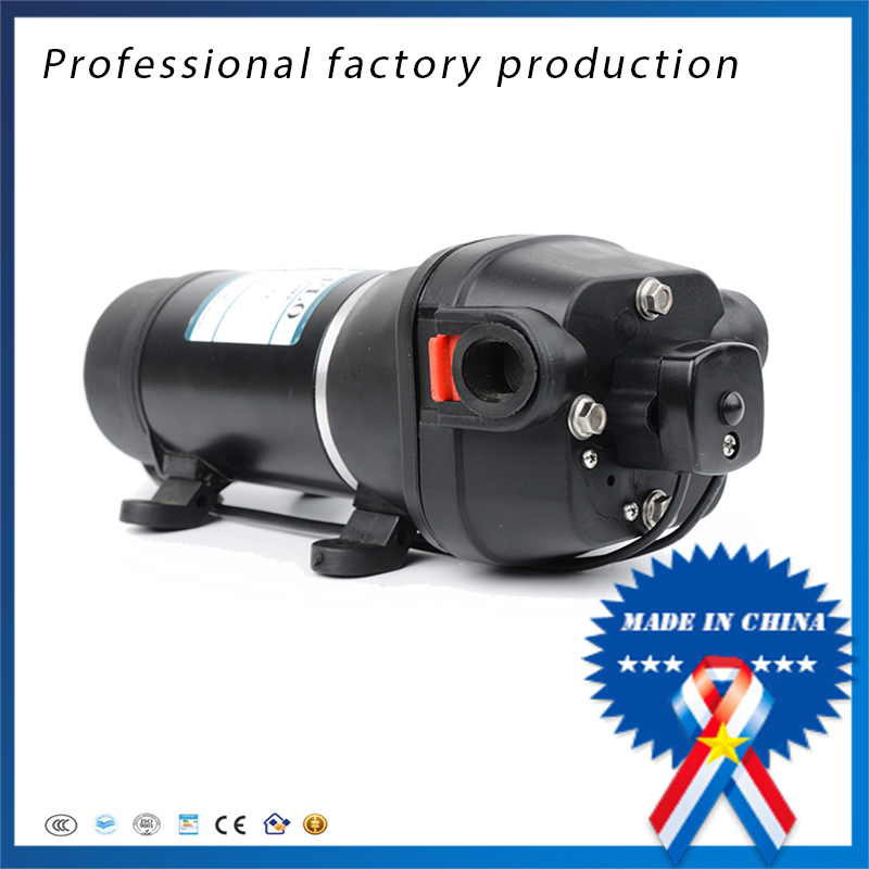 Livraison gratuite FL-32 220 V ménage auto-amorçante pompe à membrane micro pompe à eau pressostat automatique pompe à courant alternatif