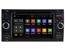 Android 7.1 Car Dvd Navi Player FOR FORD S-MAX 2007-2009/C-MAX audio multimedia auto stereo support DVR WIFI DAB OBD all in one