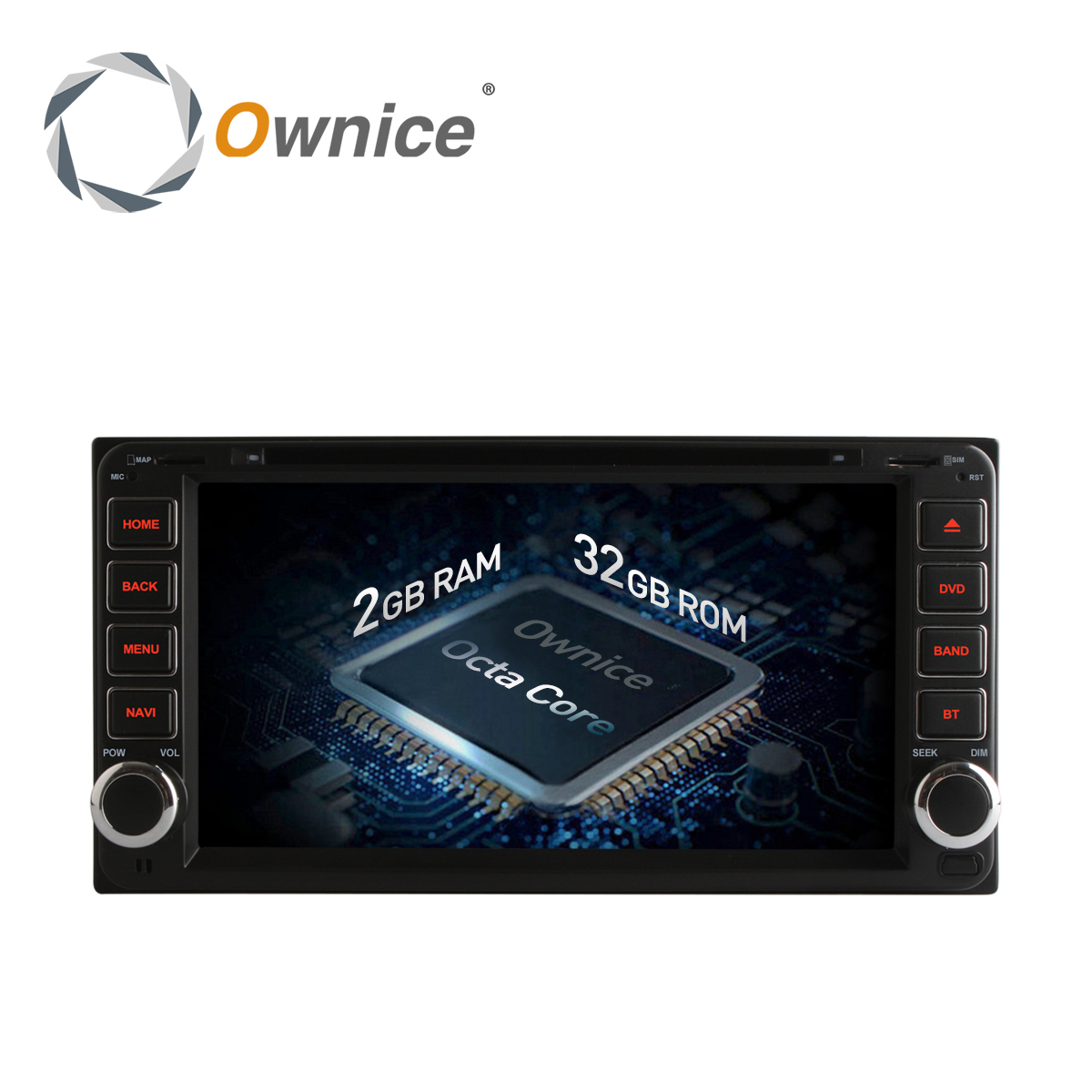 Octa 8 Core 2G RAM Android 6.0 Car dvd gps for Toyota Yaris Vios Hilux Land Cruiser 4500 100 Limo Vits Camry Corolla Prado RAV4