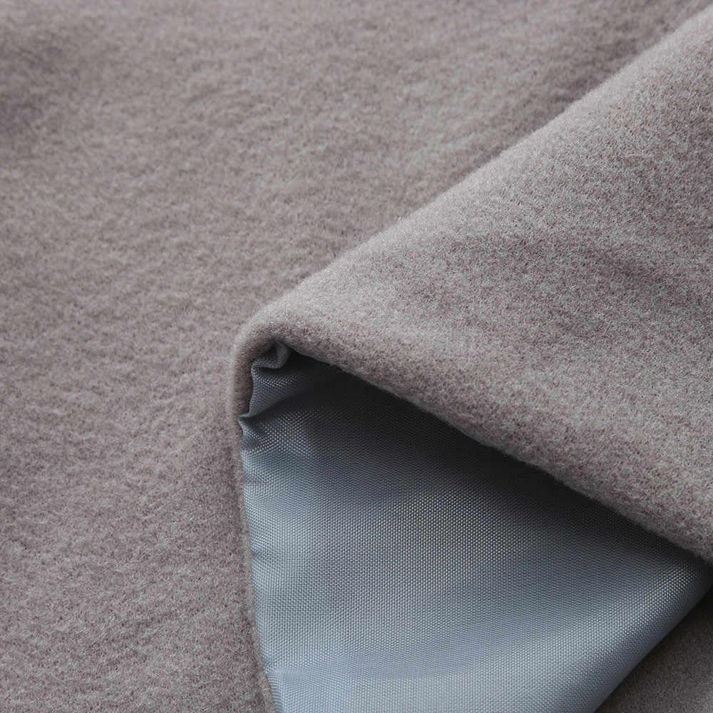 Осенне-зимняя детская верхняя одежда для девочек; плащ; куртка на пуговицах; теплое пальто; детская куртка; manteau bebe fille