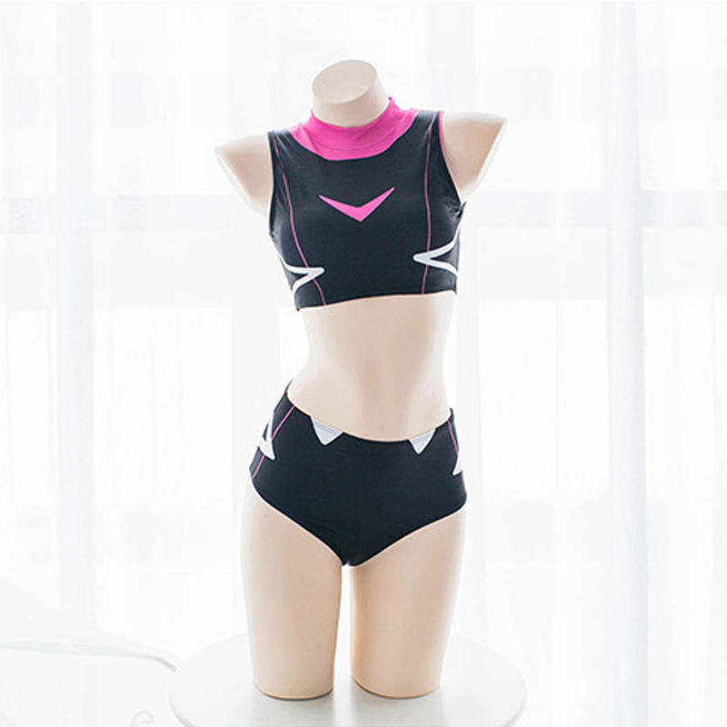 Home Japan Swimwear Sukumizu Fate/apocrypha Cosplay Costume Jack The Ripper Japanese One-piece Swimsuit School Uniform Bodysuit