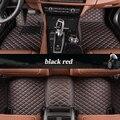 Kalaisike Personalizzato tappetini auto per Chrysler Tutti I Modelli 300c 300 s Sebring PT Cruiser Grand Voyager car styling auto accessori